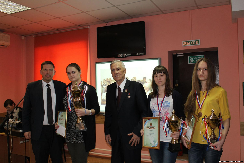 Чемпионки Сибирского федерального округа 2015 года